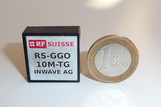 Frequenznormal RS-GGO10M-TG